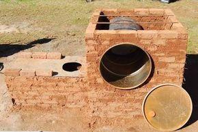 Resultado de imagem para drum oven | Horno de tambor, Horno