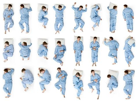 Sleeping Positions Guide: What is the Best Sleeping Position