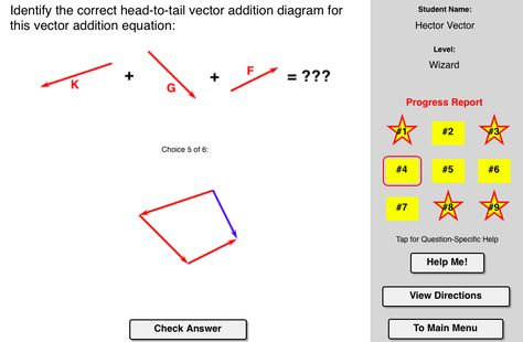 Head To Tail Addition Is A Concept Builder That Provides Learners With An Exercise In Recognizing The Prope Body Diagram Progress Report This Or That Questions