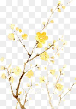 노란 꽃 만화 자유형 노란색 화초 수목무료 다운로드를위한 Png 및 Psd 파일 Yellow Flowers Cartoon Flowers Flowers