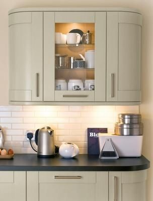 Kitchens Wall Cabinets As Practical Addition Savillefurniture Kitchen Wall Units Kitchen Wall Cabinets Curved Kitchen