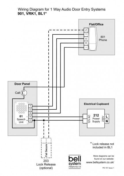 bell systems wiring diagram  entry doors diagram wire