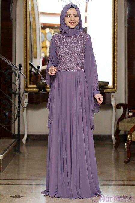 2020 Sunnet Annesi Tesettur Elbise Modelleri 2020 The Dress Aksamustu Giysileri Siyah Abiye
