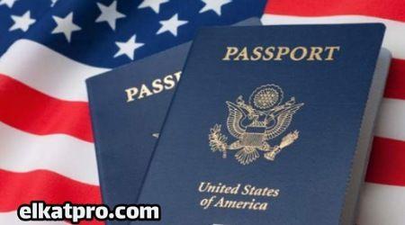 موعد التسجيل في قرعة امريكا 2020 2021 للحصول على الإقامة El Kat States In America Passport America