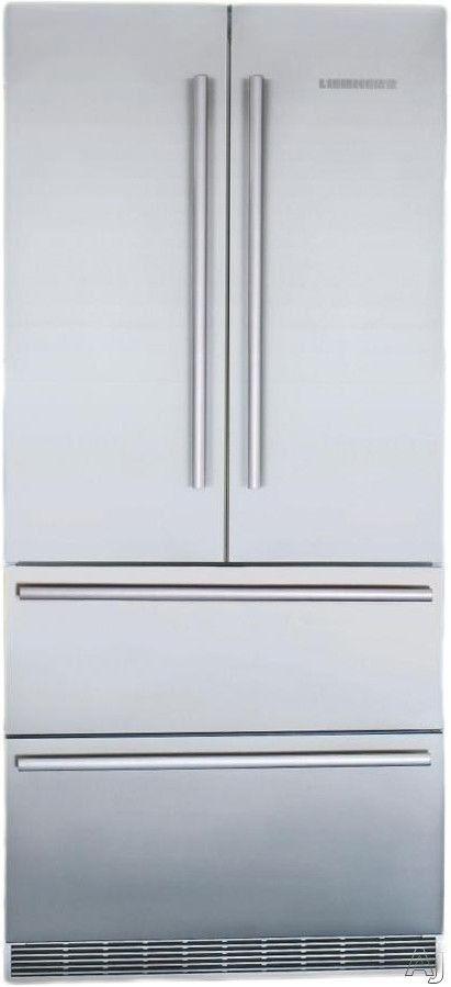 Liebherr Cs2062 Counter Depth French Door Refrigerator Kitchens