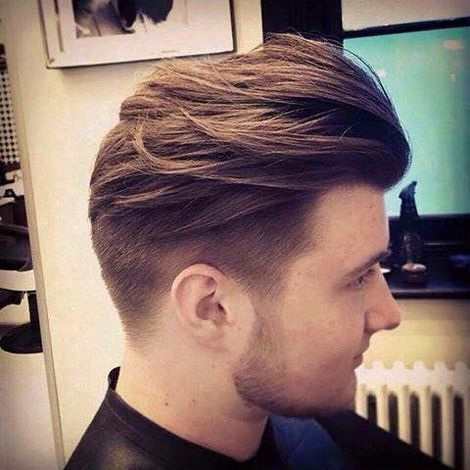 Pin on Men\'s Hairstyles