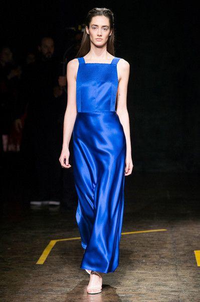 Boss Woman at New York Fashion Week Fall 2018 - Every Must-See Runway Dress at New York Fashion Week for Fall 2018 - Photos