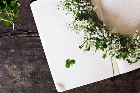 DIY Shamrock Floral Crown | Poppytalk