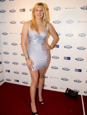 Rebecca adlington nude fakes