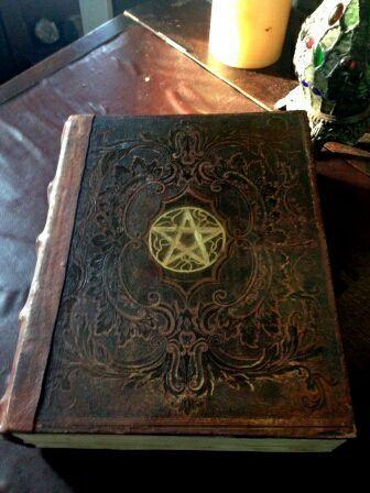 The Moon Harry Styles Xxlv 24 Book Of Shadows Grimoire
