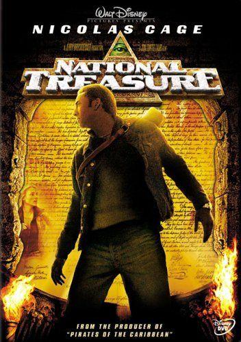 National Treasure 2004 National Treasure Movie National