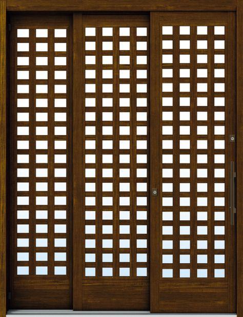 標準仕様 玄関引戸 れん樹 大開口引戸 Ykk Ap株式会社 玄関引戸 玄関 引き戸 和モダン 玄関