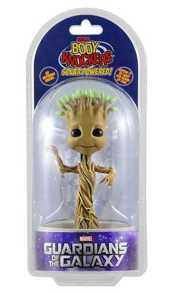 Guardians Of The Galaxy 2 NECA Groot Body Knocker