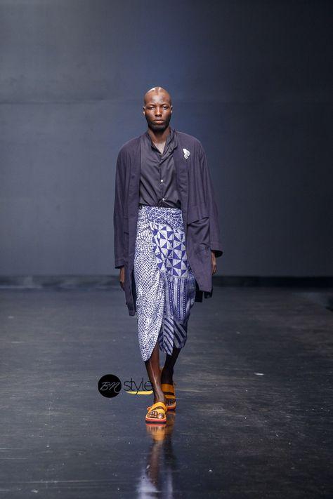 Lagos Fashion Week 2018 | Lagos Space Programme