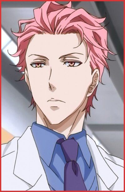 Cartoon Male Hair 157317 Pin By Trix On Anime Boy Pinterest Pink Hair Anime Anime Anime Hairstyles Male