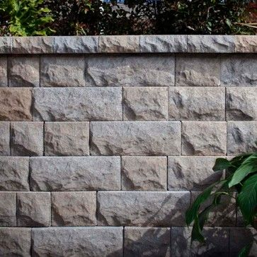 Belair Wall Contemporary Retainer Walls Other Metro By Belgard Biz