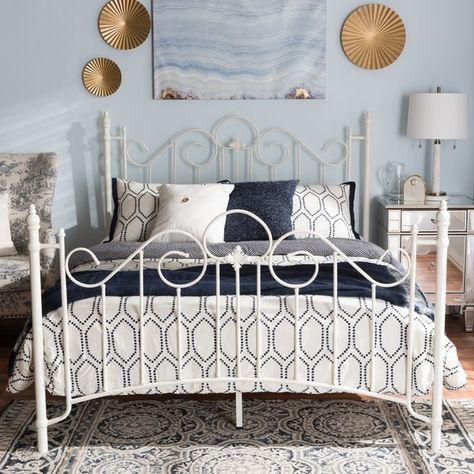 Ophelia & Co. Westrick Platform Bed & Reviews | Wayfair