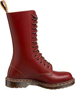   Dr. Martens Men's 1914 Boot, Black, 10 UK (US