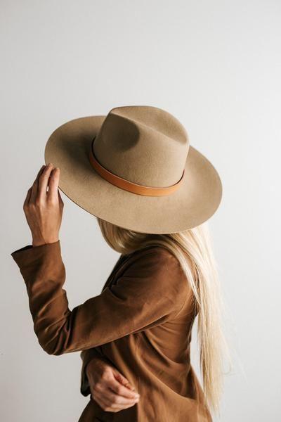 Emma Wide Brim Fedora Wide Brim Fedora Hats For Women Monroe Hat