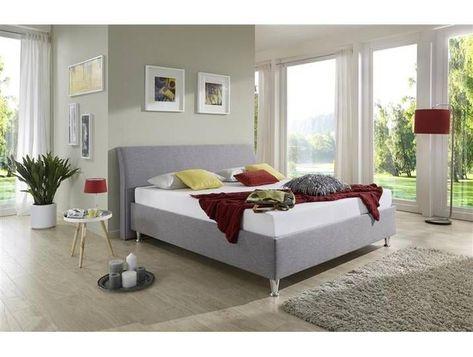 Breckle Polsterbett Bett 160 X 200 Cm Tyree Comfort 28 Cm Hohe Starke Breckle Polsterbett Bett 160 X 20 In 2020 With Images Upholstered Beds Home Decor Upholster