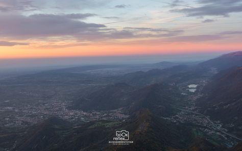 visitveneto Una nuova alba su Vittorio...