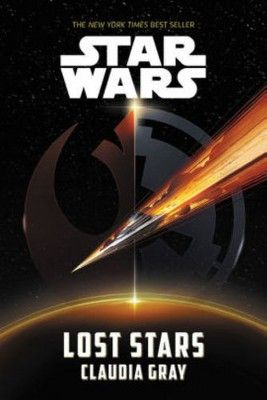 Star Wars Lost Stars (Paperback) (Claudia Gray) #Lost, #Wars