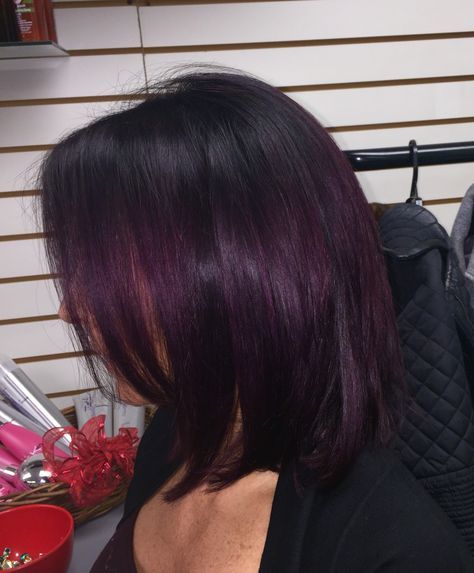 Eggplant/violet #baco #colorsplash #kaaralusa #jessbakis