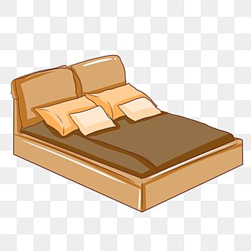 Ilustracao De Cama De Casal Mobilia Do Quarto Clipart De Cama Quarto Mobilia Imagem Png E Psd Para Download Gratuito In 2021 Bed Top View Leather Double Bed Wooden Bedroom