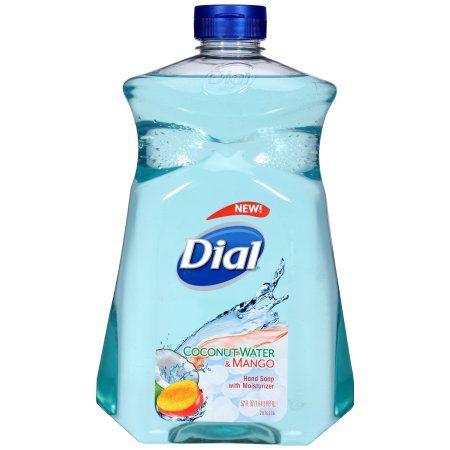 Personal Care Liquid Hand Soap Coconut Water Coconut
