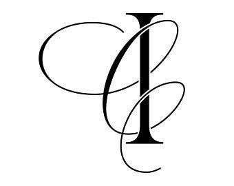 Wedding Logo Wedding Monogram Digital Download Ts St In 2020 Wedding Logos Monogram Wedding Monogram