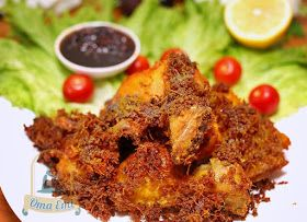 Resep Masakan Indonesia Resep Ayam Goreng Laos Resep Ayam Resep Masakan Indonesia Ayam Goreng