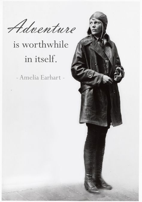 Top quotes by Amelia Earhart-https://s-media-cache-ak0.pinimg.com/474x/60/99/8a/60998ab0693d4448f2bb501c43e49b21.jpg