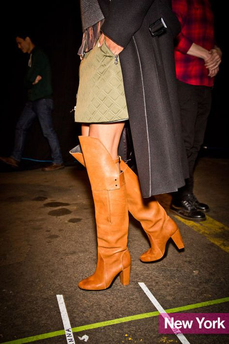 41 of the Best Shoes From Fall 2013 Fashion Week (Flats