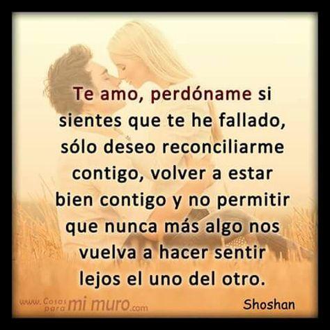 Pedro Sergio Sánchez ,te amo  perdoname si tú crees que te he fallado que yo estoy 100% segura que no pero de igual manera te pido perdón