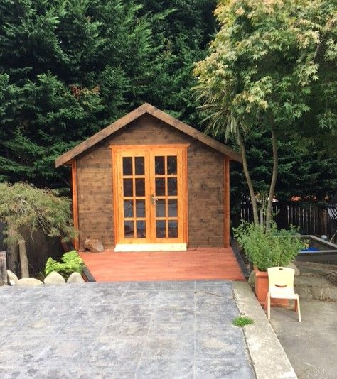 Creative Unique And Stylish Garden Sheds It S Time To Have Your Own Special Place Bike Shed Garden Shed Shed