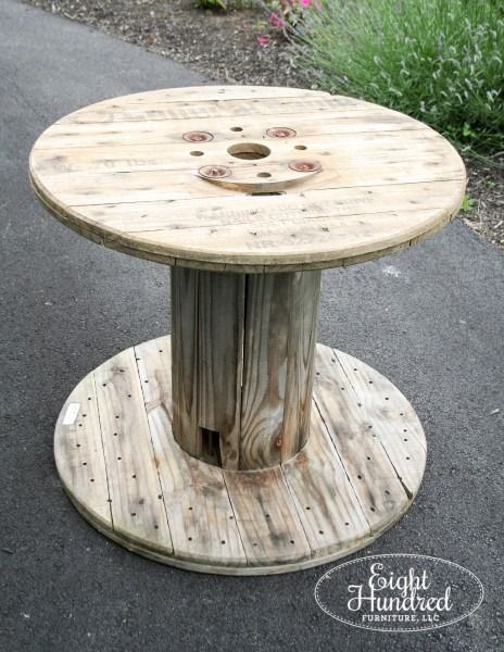 Cable Spool Table For Sale Cablespooltables Cable Spool Table For