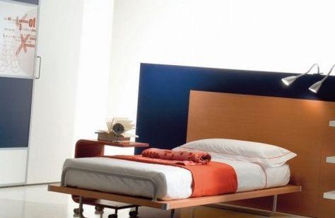 Letti Singoli Di Design.9 Cool Kids Bedrooms Letti Singoli Collection From Di Liddo