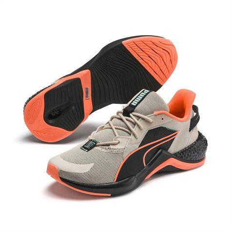 Damskie buty do biegania PUMA x First Mile Hybrid Nx Ozone w Tapioca / Black / Fiz ... -   #biegania #black #damskie #first #hybrid #ozone #runningshoes #tapioca