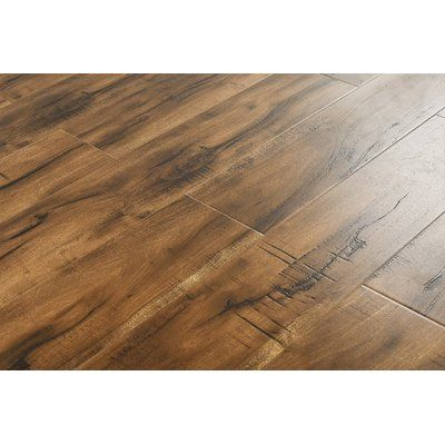 Shaw Floors Promenade 5 X 48 X 10mm Laminate Flooring In Carriage Reviews Wayfair Laminate Flooring Maple Laminate Flooring Oak Laminate Flooring