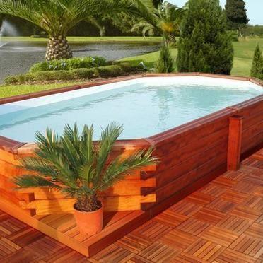 10 best piscines images on Pinterest Piscine hors sol, Ground
