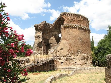 Villa Gordiani Italie Romain Et A Visiter
