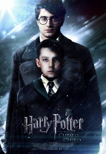 Daniel Radcliffe Starring In Jk Rowling S Harry Potter And The Cursed Child Is A Hoax In 2021 Harry Potter Cursed Child Harry James Potter Harry Potter Films