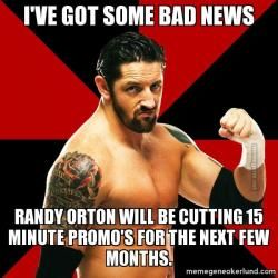 60a78176278bb61cdbccfa057f416edb lol funny funny memes sad sting fan wrestling pinterest monday night