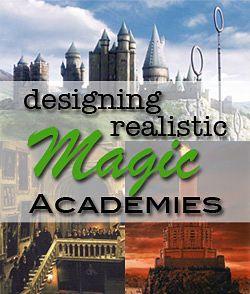 Designing Realistic Magic Academies - Dan Koboldt