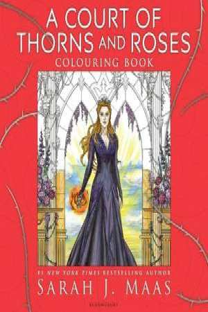 A Court Of Thorns And Roses Colouring Book Coloring Books Vivid
