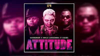 Harmonize Ft Awilo Longomba H Baba Attitude Official Audio In 2021 Top 100 Songs Music Charts Songs