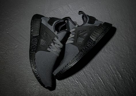 9533c05c1 ADIDAS NMD XR1 TRIPLE BLACK Boost S32211