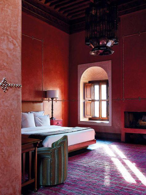 Un hotel en Marrakech para disfrutar del silencio