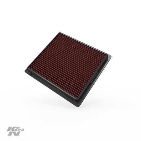 K N Engine Air Filter Washable And Reusable 2010 2019 Jeep Dodge
