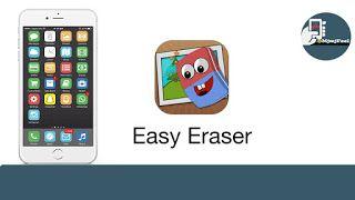 برنامج Easy Eraser لمسح الكتابة من الصور للايفون ابكا بلس Eraser Iphone Phone